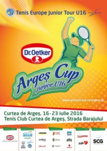 dr Arges Cup 2016_Poster
