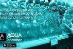 AQUA Carpatica lansează aplicația AQUA Scanner